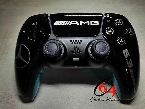manette PS5 dualsense sony Mercedes AMG