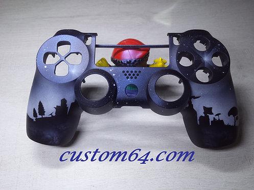 Coque Manette PS4 fortnite