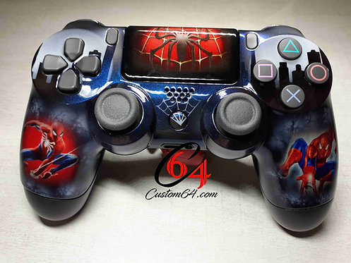 Manette PS4 sony spider-man