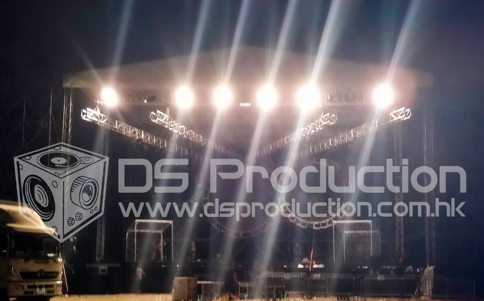 Outdoor Music Concert 西九演唱會 music concer