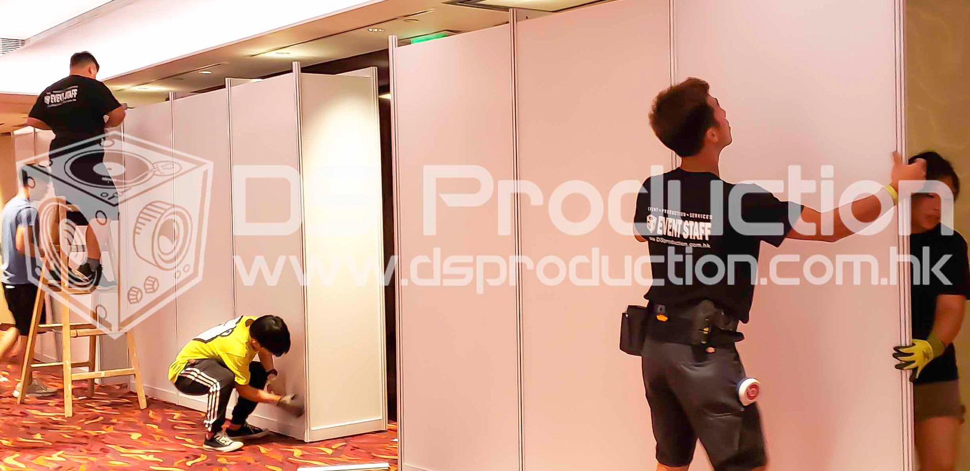 Exhibition R8 System Booth 展覽製作