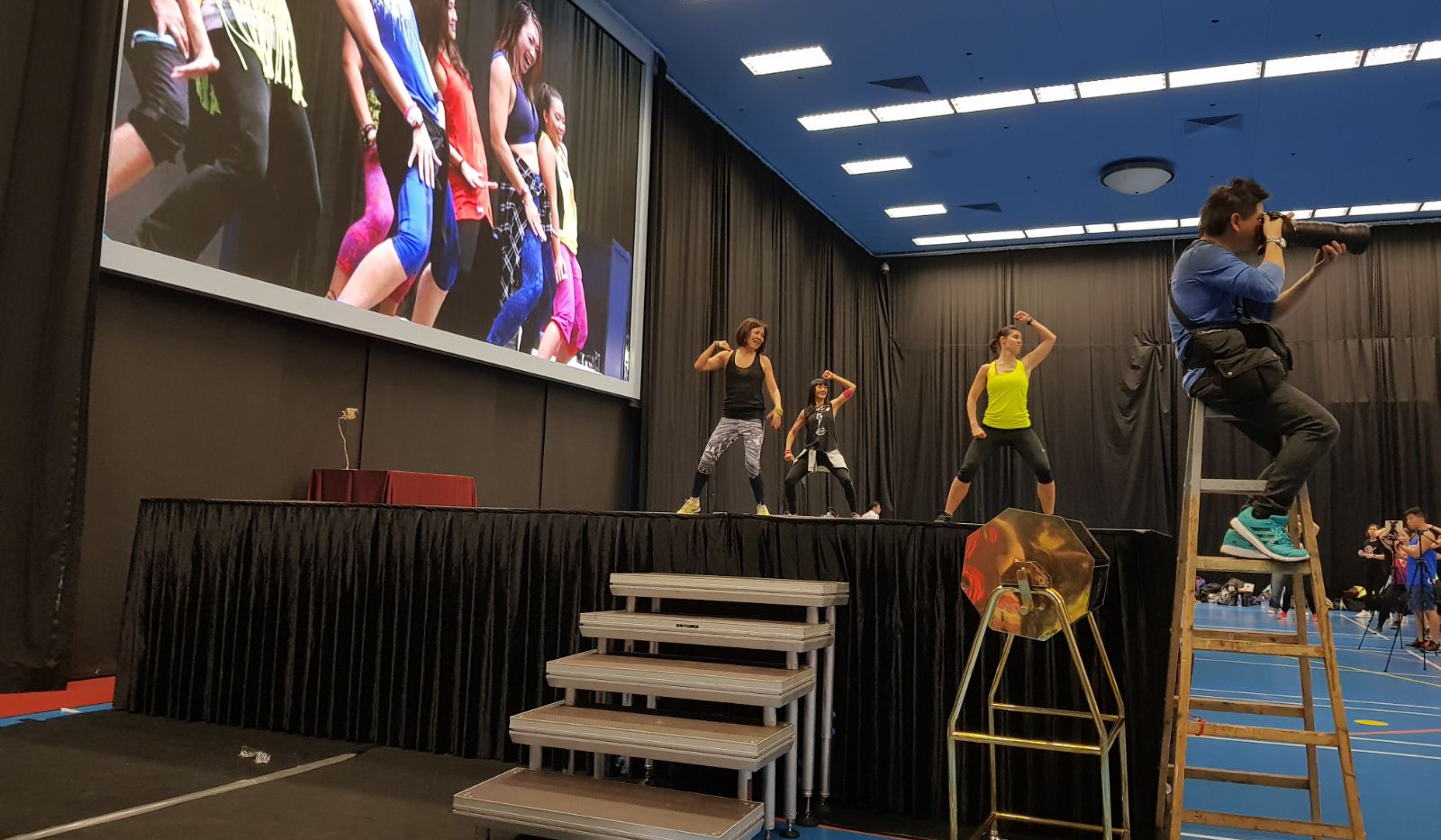 Stage Construction Hire Hong Kong
