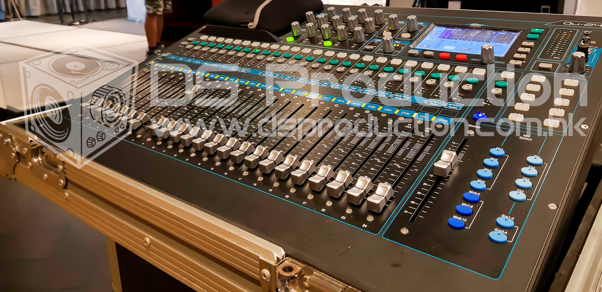 Audio Hire Hong Kong