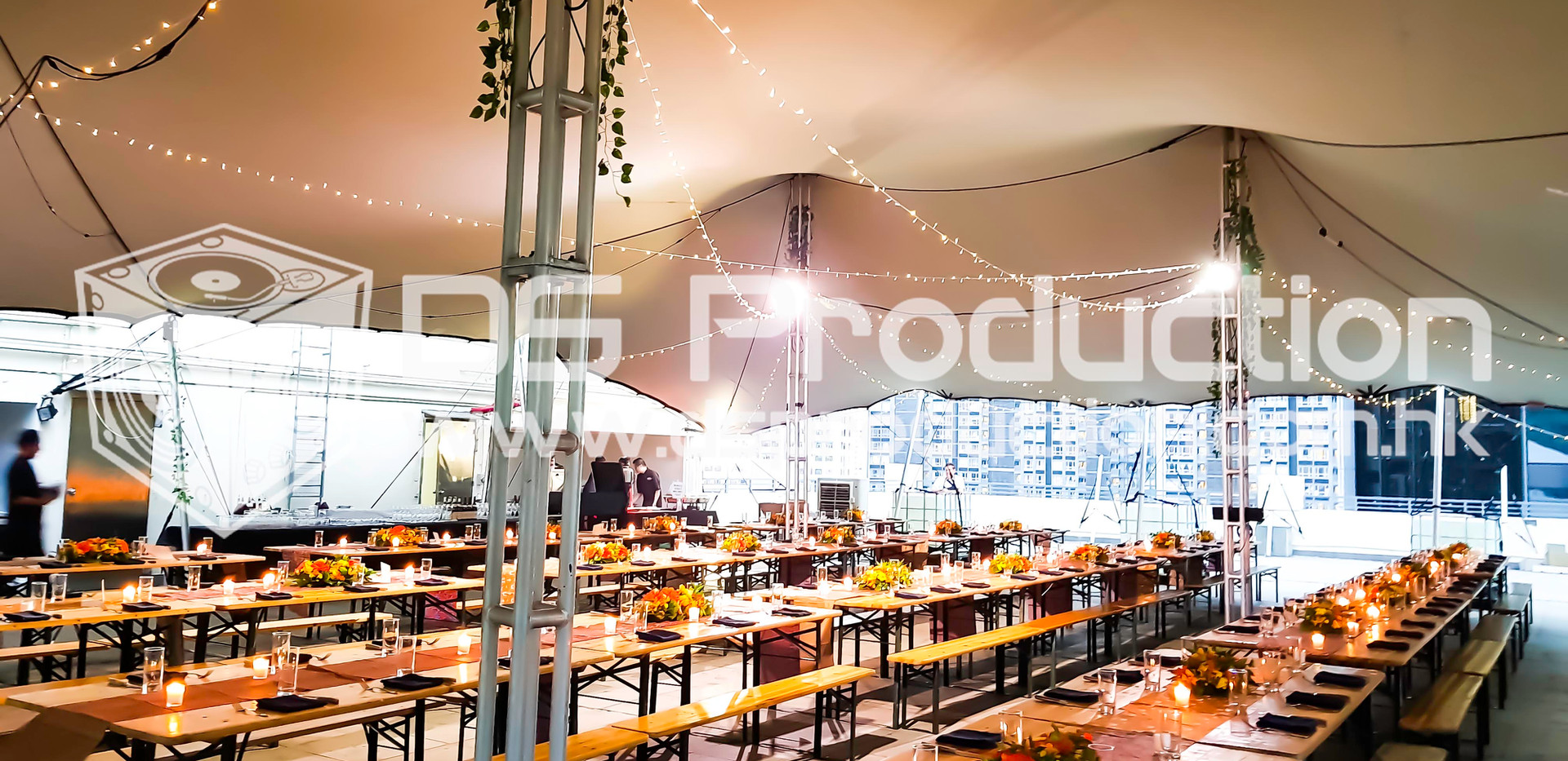 Event Venue Decoration Design & Producti