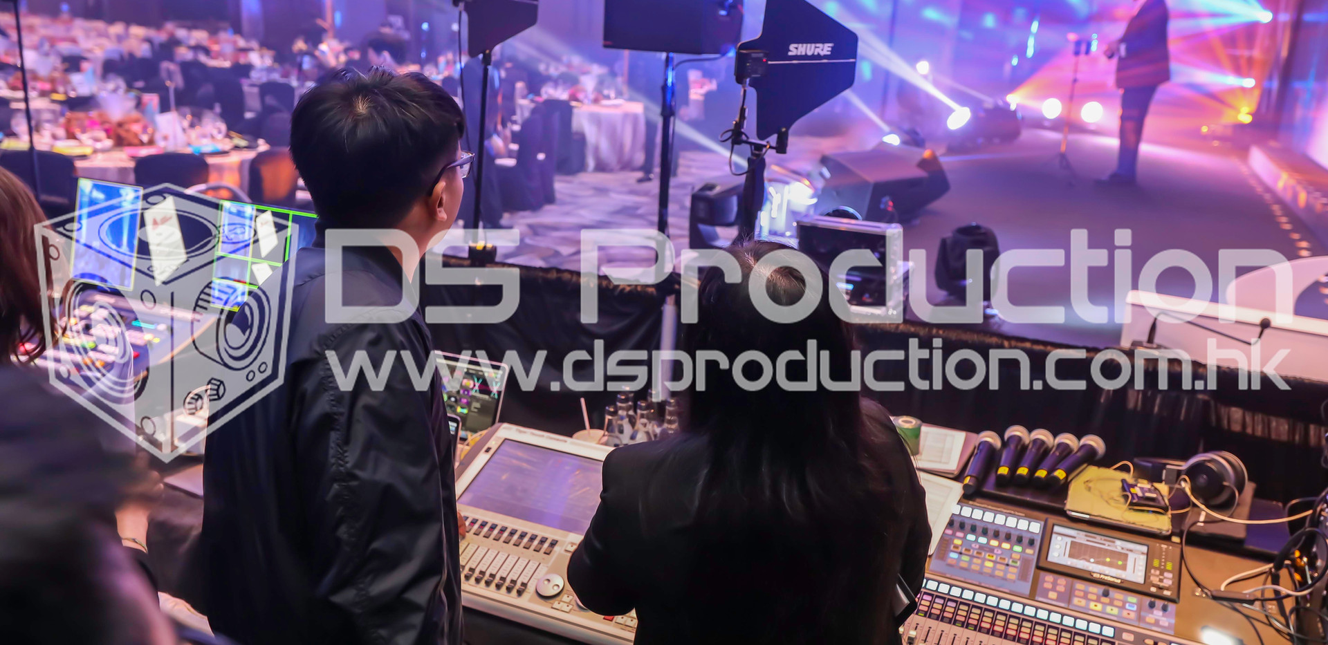 Audio Lighting Equipment Production