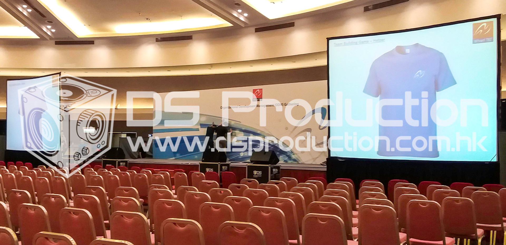 Conference Audio Equipment Rental in Hon