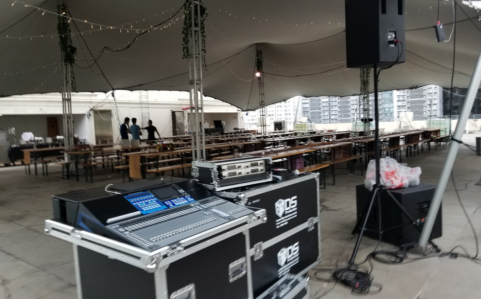 The Butchers Club Wong Chuk Hang Party Event Audio & Lighting Hire
