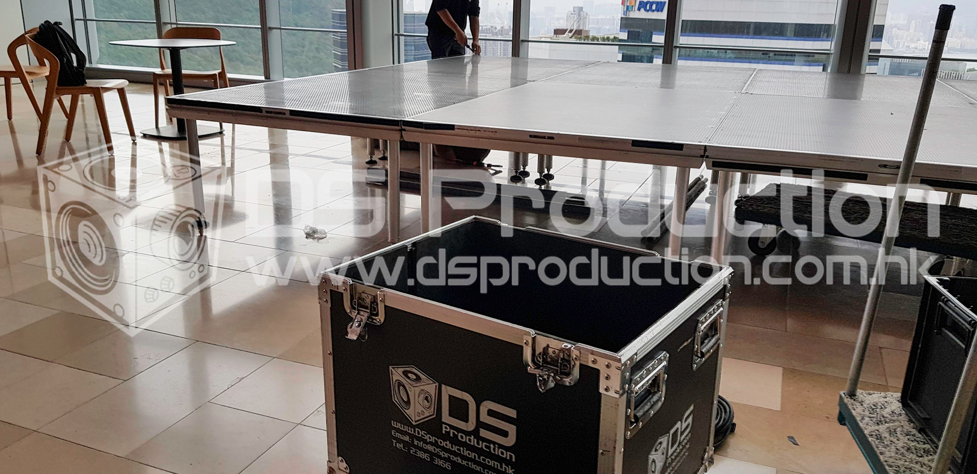 Outdoor Stage Rental Hong Kong