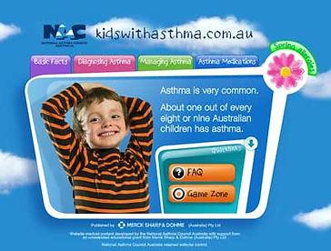kids, asthma, asthma games, kids games,
