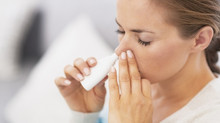 Hayfever? Ditch tablets for a nasal spray