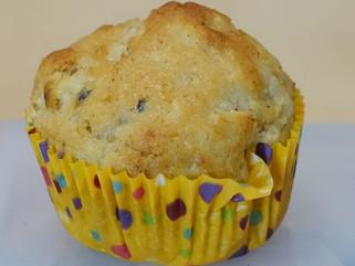Dr Kara's Hummingbird muffin recipe