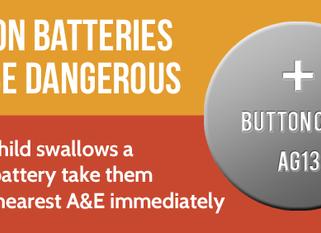 Button Battery Danger