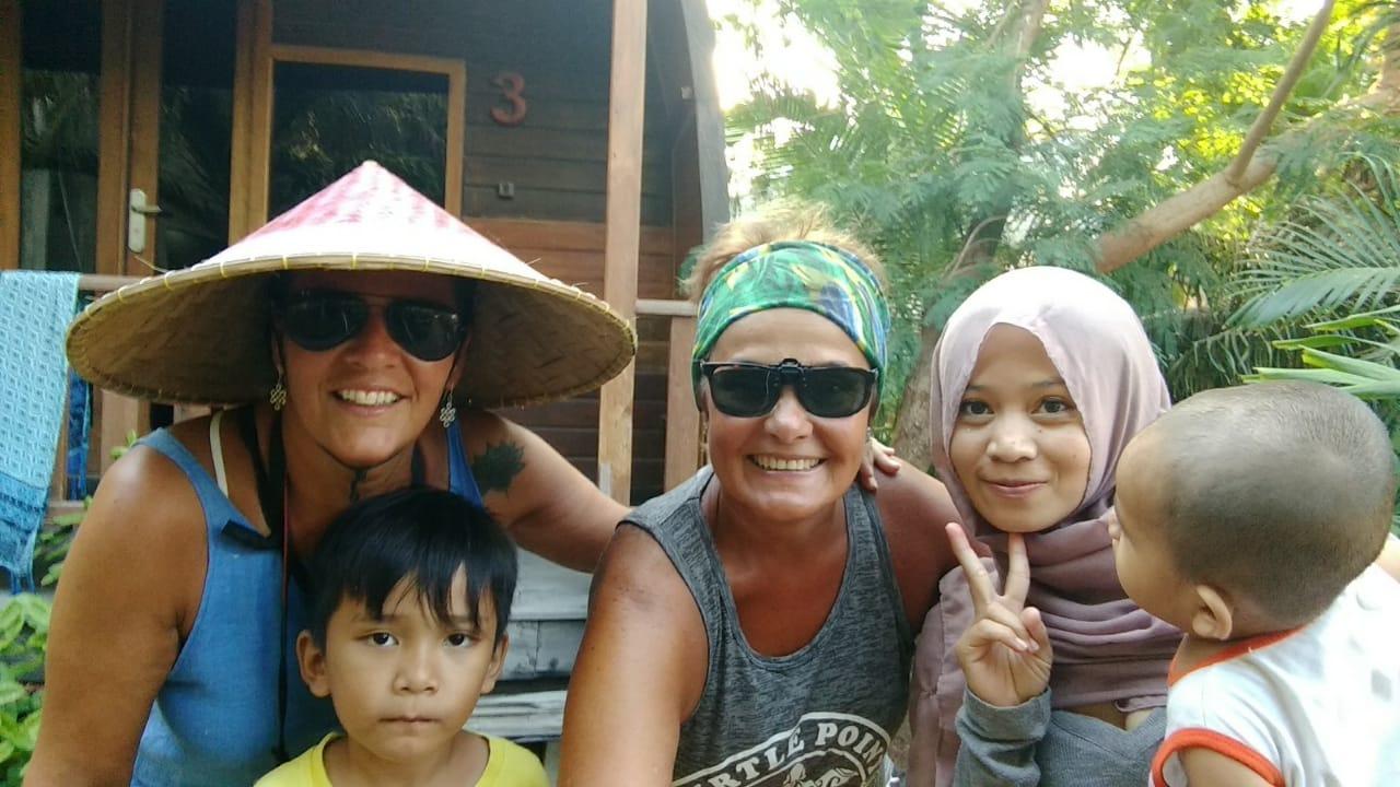 GILI TRAWANGAN - INDONÉSIA