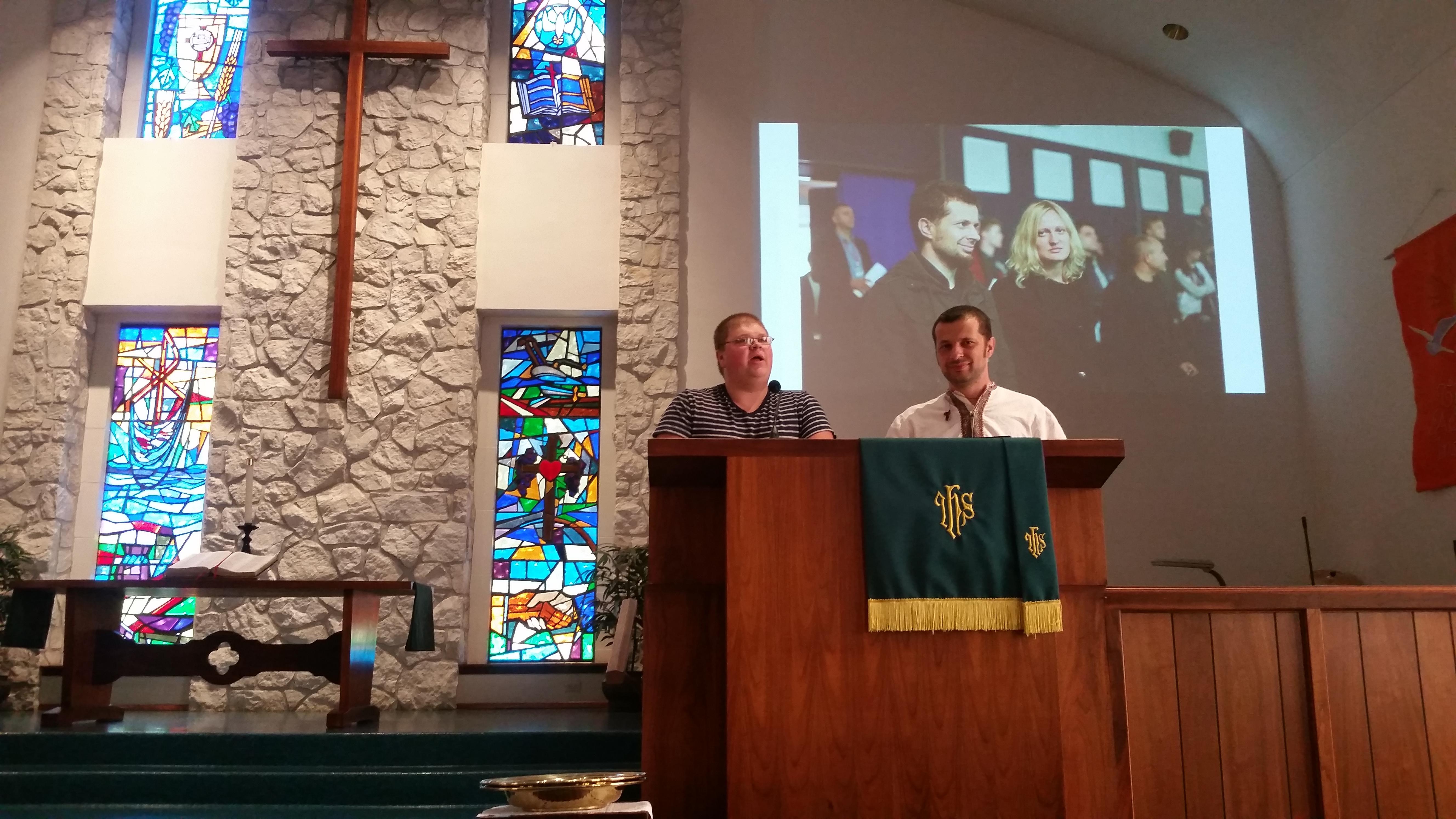 Pastor Igor & Alex