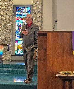Rev. Keith Madsen