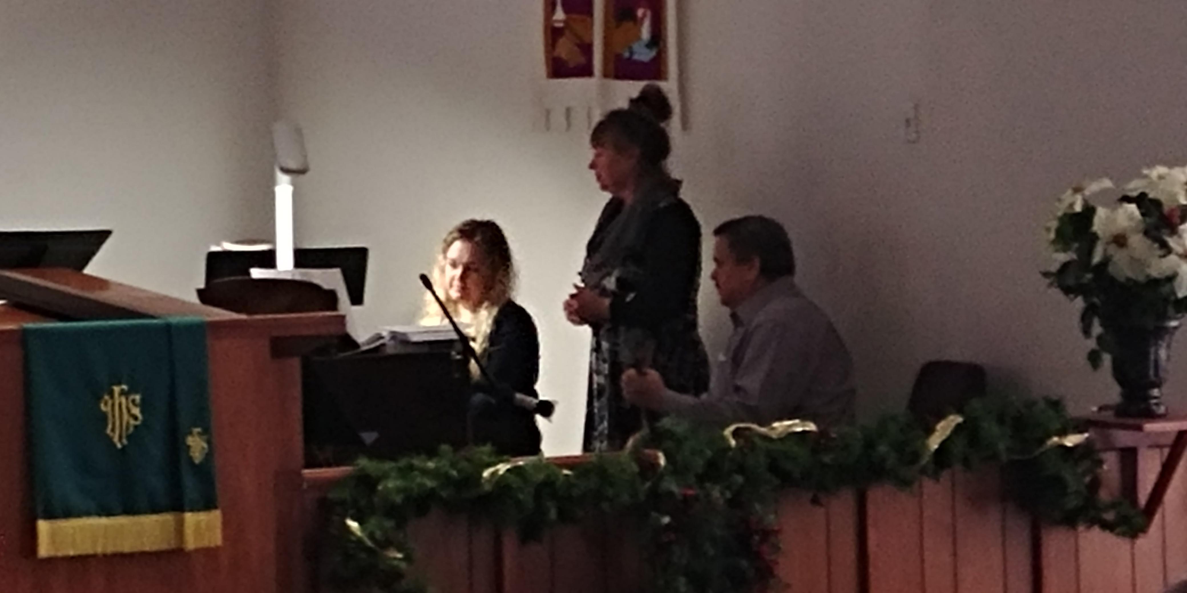 Christmas Program/Carol Sing