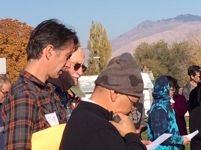 Pastors Matt & David, Father Osmar