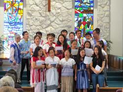 Karen Church Choir