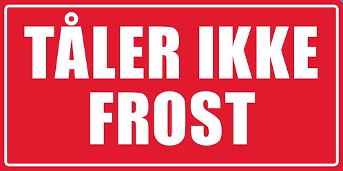 Artnr.: ETP14224, Tåler ikke frost, 50x100 mm, 40 mm kjerne