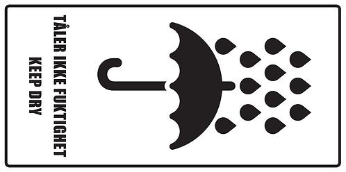 Artnr.: ETP14222, Tåler ikke fuktighet, 50x100 mm, 40 mm kjerne