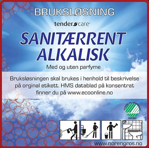 Artnr.: ETP14236, TC Sanitærrent alkalisk, 60x60 mm, 40 mm kjerne