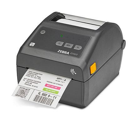 Artnr.: EETZD42042-D0EE00EZ, Zebra ZD420 DT 203 dpi, USB & Ethernet