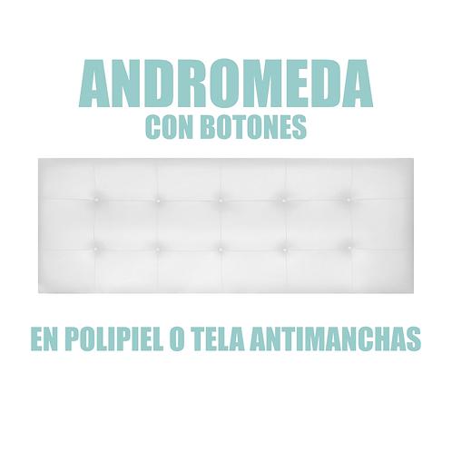 Cabecero ANDROMEDA con botones