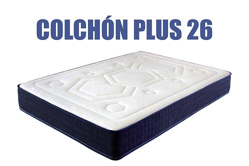 Colchón PLUS 26