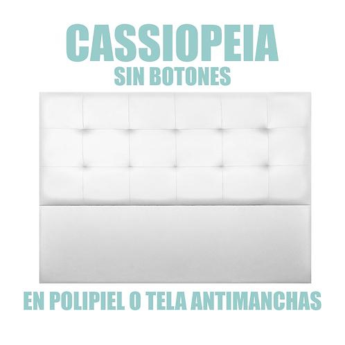 Cabecero CASSIOPEIA sin botones