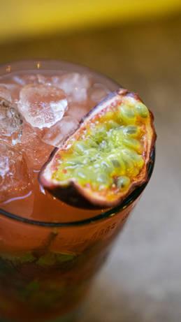 Mojito passionfruit