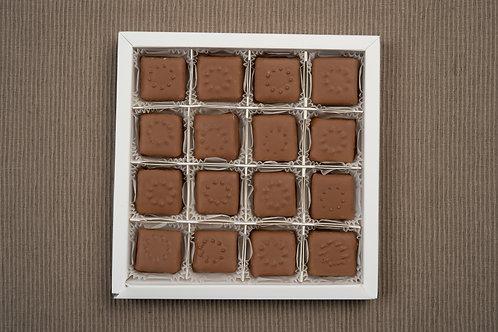 Конфеты Карамель с молочным шоколадом