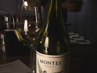 Летнее вино по бокалам