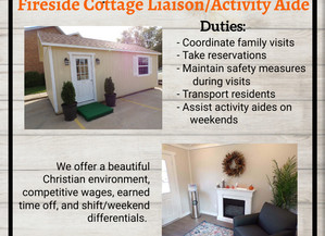 Fireside Cottage Liaison