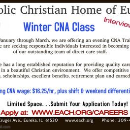 Winter CNA Class