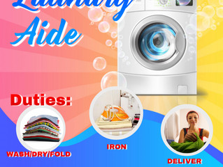 Laundry Aide