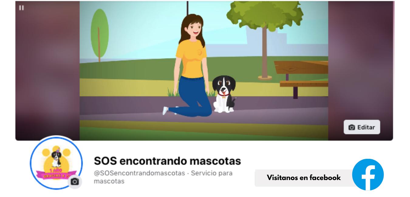 Facebook SOS Encontrando Mascotas Web.pn