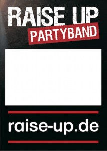Plakat 1 Raise UP
