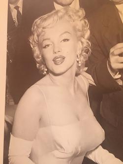Marilyn Monroe on Display