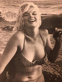 Marilyn in Malibu