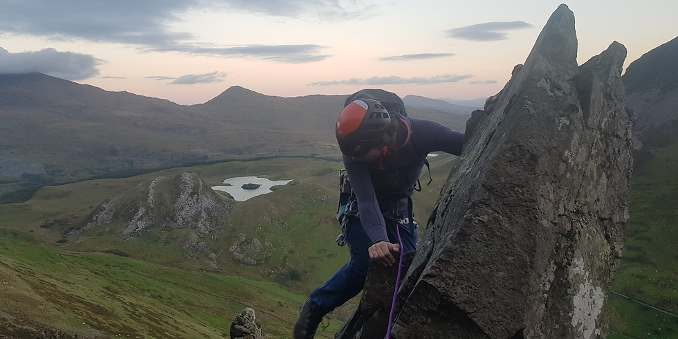 Classic Welsh Ridges,  2 days, £120