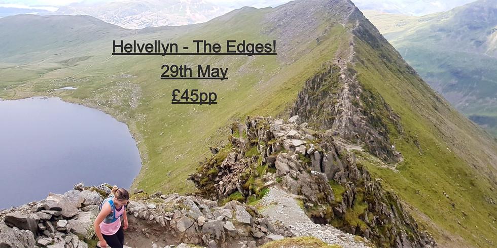 Helvellyn - The Edges!