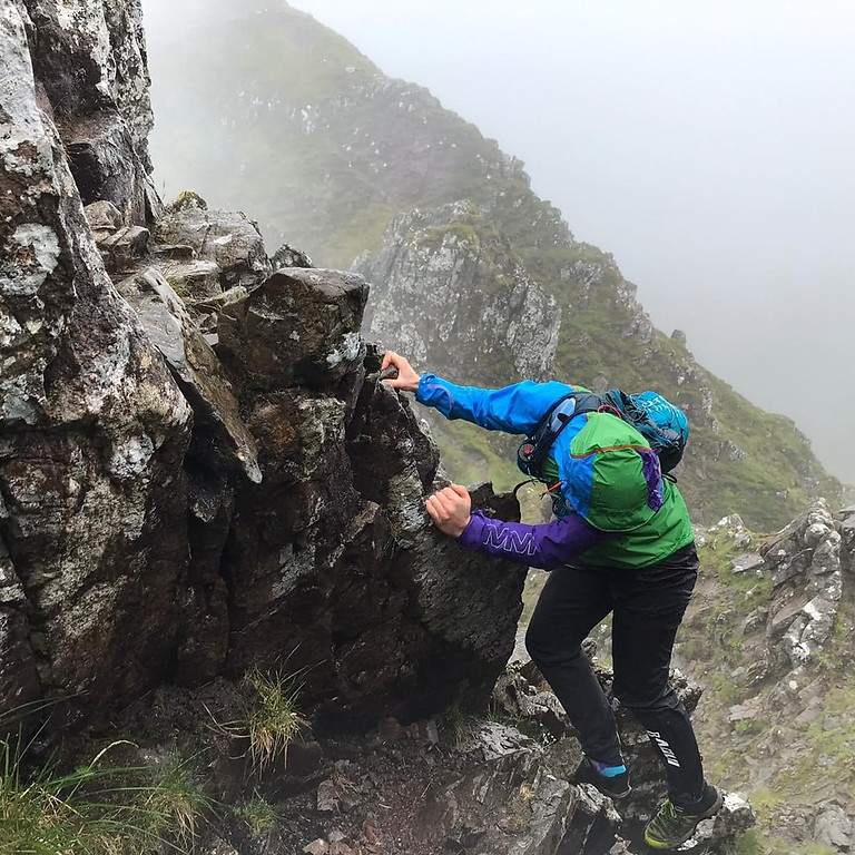 Descending Skills - Skyrunning Workshop - £50pp - Snowdonia