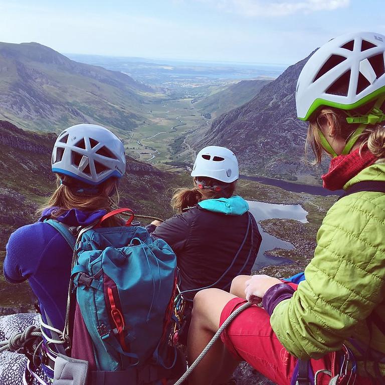 Women's Climbing Weekend - Sunday 18th July