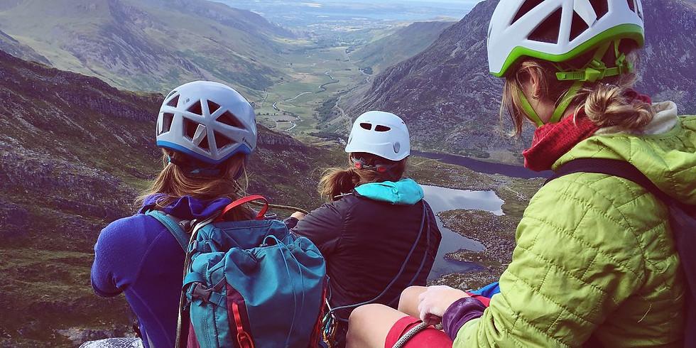 Women's Climbing Weekend - Sunday 19th September 2021