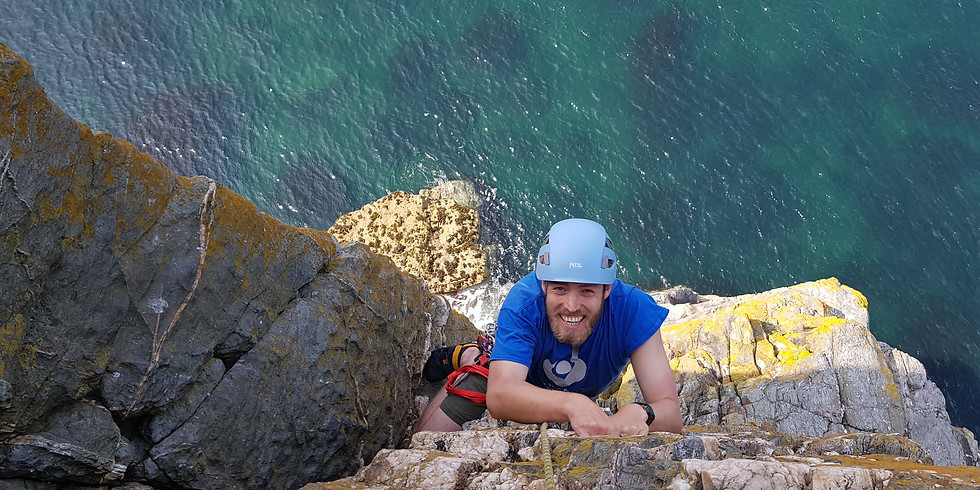 Intro to Leading Traditional Climbing - Snowdonia