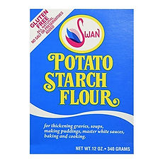 Swan Potato Starch Flour, Noon Hour Food Products, Noon Hour Foods