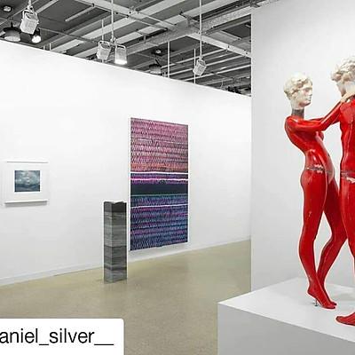 Daniel Silver Plinth