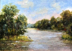 Peach Blossom Creek