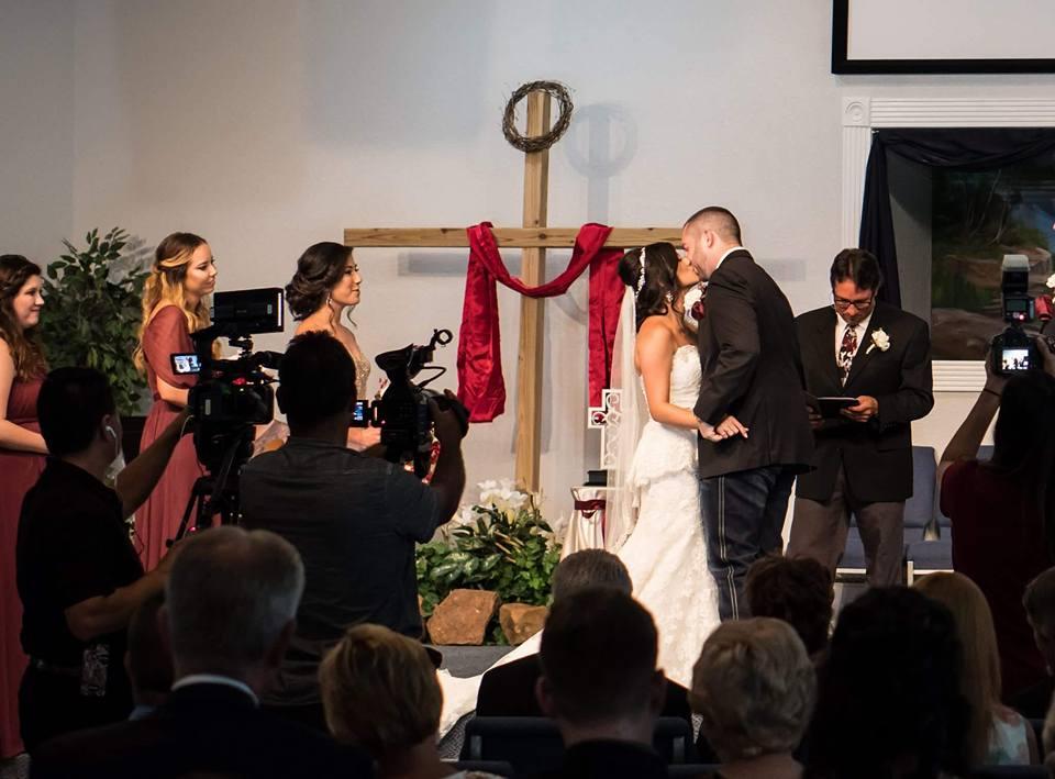 Wedding in Clute, TX