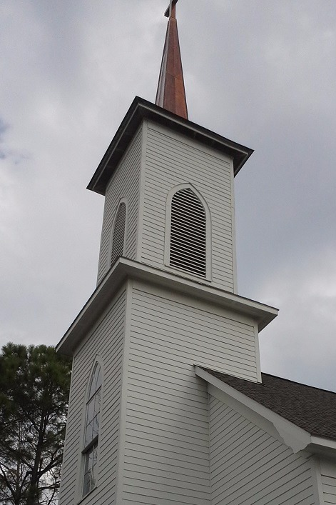 World Changers Wedding Chapel Steeple
